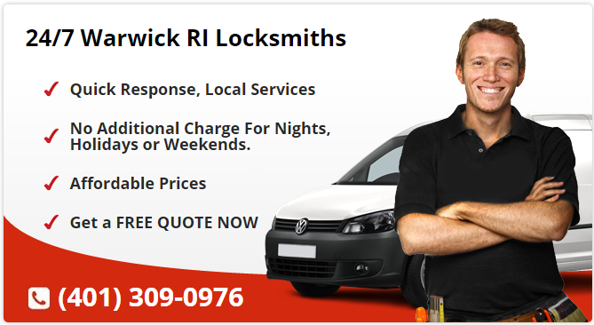 24 Hour Locksmith Warwick RI